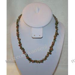 Unakit naszyjnik NS019 Biżuteria i Zegarki