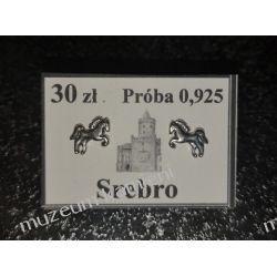 Koniki - kolczyki srebro próby 925 KWK075 Ze srebra