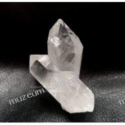 Niesamowity kryształ górski minerały