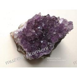 Ametyst szczotka krystaliczna MIN05 minerały