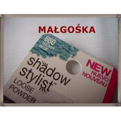 PUDROWY CIEŃ MAYBELLINE SHADOW STYLIST 660 BLUE