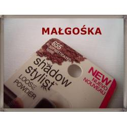 PUDROWY CIEŃ MAYBELLINE SHADOW STYLIST 655 WINE