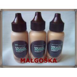 PODKLAD MAYBELLINE MINERAL POWER 30 ml TOFFEE