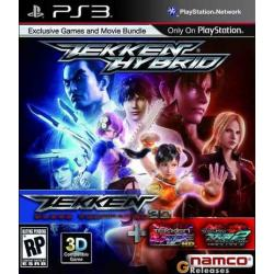 Tekken Hybrid PS3 3D FOLIA  SKLEP FV