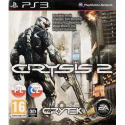 CRYSIS 2 PS3 FOLIA NOWA (SZYBKO) SKLEP FV PUCK