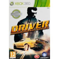 Gra Xbox 360 Driver San Francisco SKLEP PUCK
