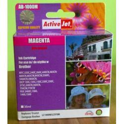 LC1000 Magenta AB-1000 ActiveJet -  FV SKLEP PUCK