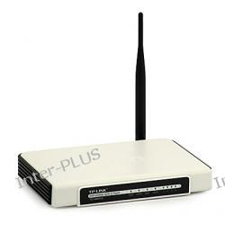Router TP-Link ADSL (Annex A) TD-W8901G zintegrowany z 4 portowym switchem oraz Access Pointem