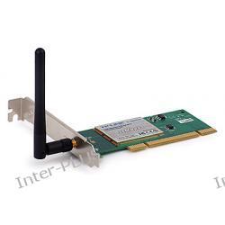 Karta PCI WLAN TP-Link w technologii eXtended Range TL-WN551G