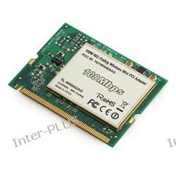 Karta TP-Link mini PCI w technologii eXtended Range TL-WN662AG 2,4 i 5 GHz 108 Mb/s