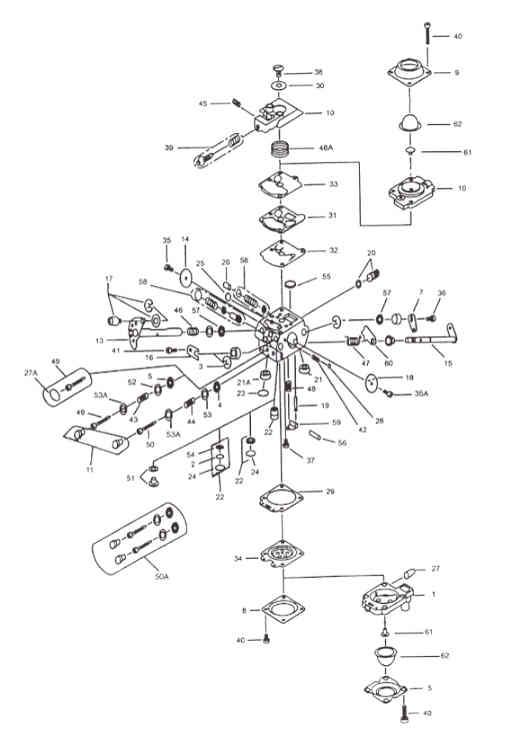 Jing Ke Carburetor Manual