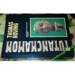 Tutanchamon Za kulisami odkrycia Thomas Hoving opi