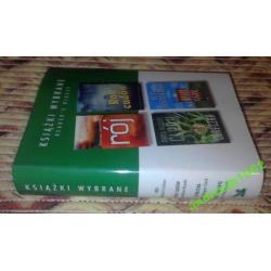 Książki wybrane CRICHTON BROOKS CLARK TITCHMARSH