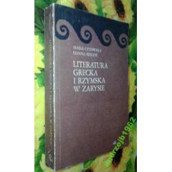Literatura Grecka i Rzymska w zarysie Cytowska opi