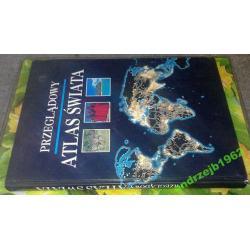 Przeglądowy Atlas świata opis