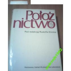 POŁOŻNICTWO -  Rudolfa Klimka    /