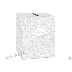 Pudełko na koperty z życzeniami, telegramy PUDT5 / 1szt