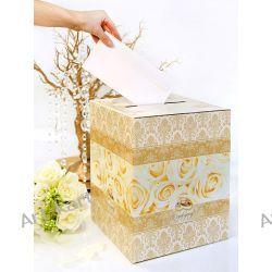 Pudełko na koperty z życzeniami, telegramy PUDT1 / 1szt