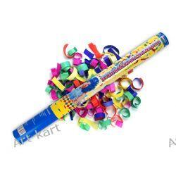 Tuba strzelająca kolorowym konfetti / 60cm