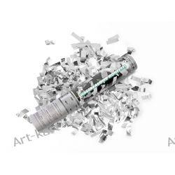 Tuba strzelająca srebrnym konfetti / 30cm