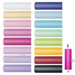 Tiul gładki, szpulka 15cm x 9m TIU15 / r. kolory na pompony, spodniczki tutu, kokardy