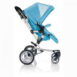 Wózek Concord NEO xeno + ION + gondola Blue City