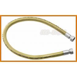 """wąż do gazu przyłącze gazowe L-100 cm G1/2""""  WG1000 FERRO - tania wysyłka..."""