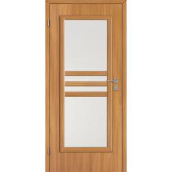 Drzwi płytowe okleinowane CORDOBA różne kolory