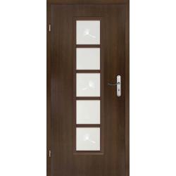 Drzwi płytowe okleinowane MATEO różne kolory