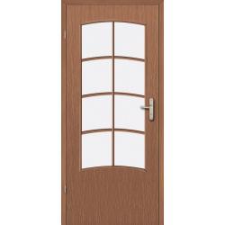 Drzwi płytowe okleinowane MODENA różne kolory