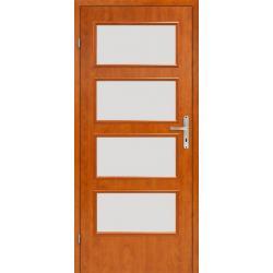 Drzwi płytowe okleinowane MONACHIUM różne kolory