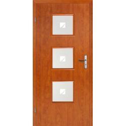Drzwi płytowe okleinowane NEO różne kolory