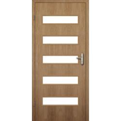 Drzwi płytowe okleinowane NEXA różne kolory