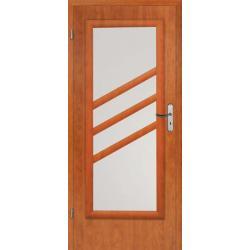 Drzwi płytowe okleinowane NORTH różne kolory