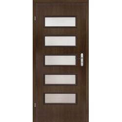 Drzwi płytowe okleinowane PASKAL różne kolory