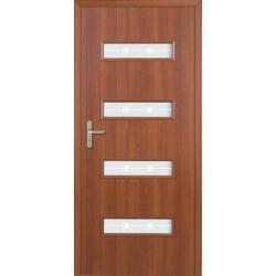 Drzwi płytowe okleinowane VITO różne kolory