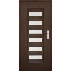 Drzwi płytowe okleinowane ZEN różne kolory