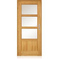 Drzwi dębowe MANHATTAN II różne wzory