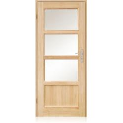 Drzwi sosnowe MANHATTAN II różne wzory