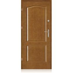 Drzwi wejściowe wewnątrzlokalowe tłoczone