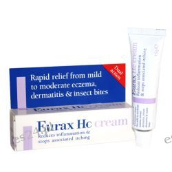 Eurax Hc cream 15g Leki bez recepty i dermokosmetyki