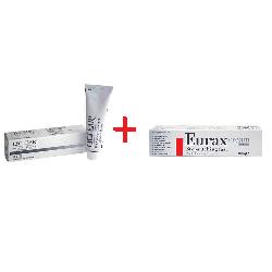 Zestaw Lyclear Dermal Cream 30g + Eurax Cream 30g