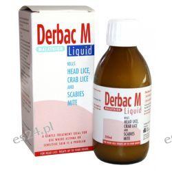 Derbac M Liquid 200ml Leki bez recepty i dermokosmetyki
