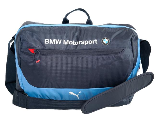 b313a6b214776 BMW PUMA ŚWIETNA torba na ramię praktyczna wyjątko na Bazarek.pl