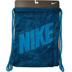 NIKE lekka torba worek na buty gimnastyczny szkoła Bejsbolówki