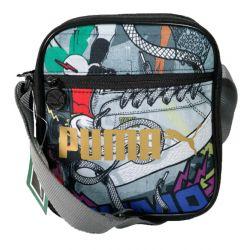 PUMA saszetka na ramię torba SUPER PRAKTYCZNA Bejsbolówki
