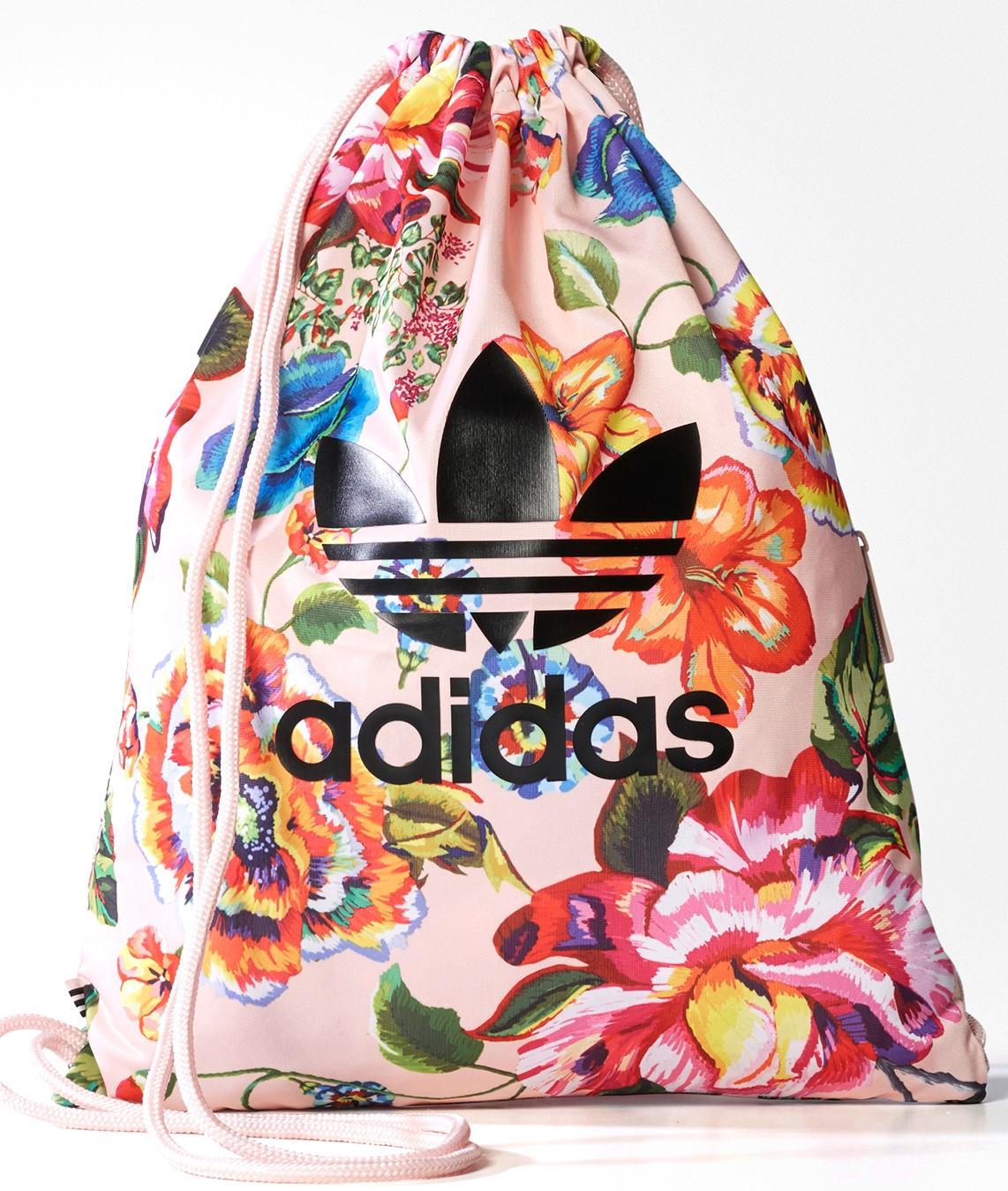 54ba4b45d5d35 ADIDAS wyjątkowy worek torba plecak z kiesz na zam na Bazarek.pl
