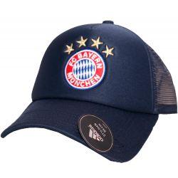 ADIDAS OFICJALNA czapka FC BAYERN   trucker Piłki