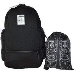 REEBOK REWELACYJNY plecak + worek na buty Bejsbolówki