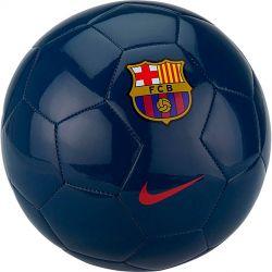 NIKE świetna piłka FC BARCELONA rozm 5 Sport i Turystyka